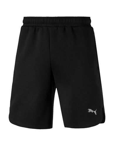 Puma EVOstripe Move Shorts-COTTON BLACK-Medium 89980152_COTTON BLACK_Medium