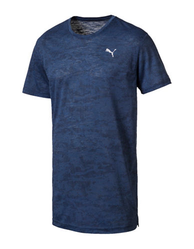 Puma Dri Release Graphic T-Shirt-BLUE-Medium 89980066_BLUE_Medium