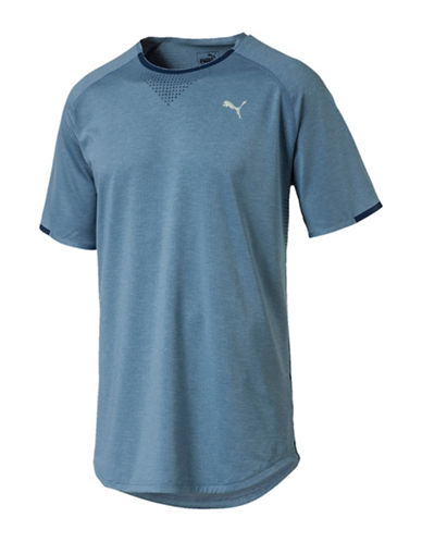 Puma Energy Laser T-Shirt-GREY-Small 89980086_GREY_Small