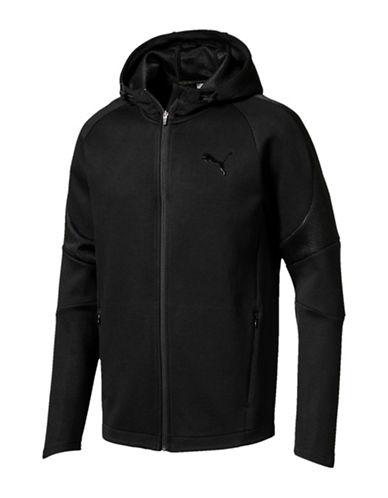Puma EVOstripe Logo Hoodie-PUMA BLACK-X-Large 89980175_PUMA BLACK_X-Large