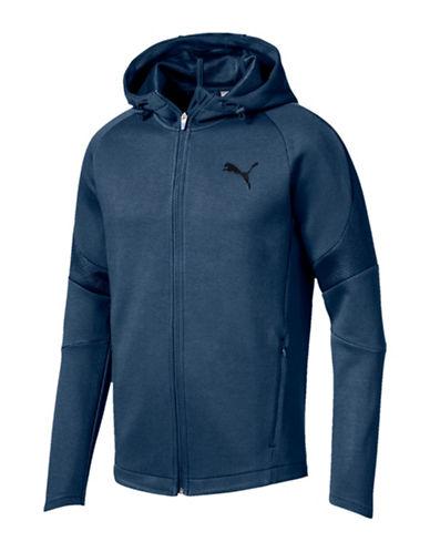 Puma EVOstripe Logo Hoodie-BLUE-Medium 89980183_BLUE_Medium
