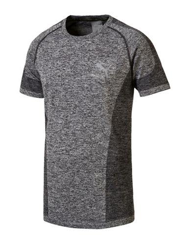 Puma Classic EvoKnit T-Shirt-PUMA BLACK-Small 89980199_PUMA BLACK_Small