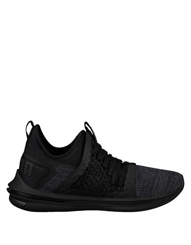 Puma Mens Ignite Limitless NetFit Training Shoes-PUMA BLACK-9 90084168_PUMA BLACK_9