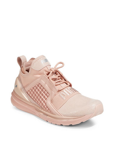 Puma Ignite Limitless Running Sneakers-PEACH-8.5 89854181_PEACH_8.5