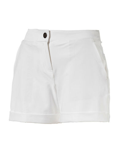 Puma Golf Solid Short Cotton Shorts 90068439