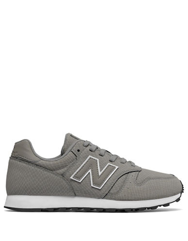 New Balance Retro Sneakers-GREY-6