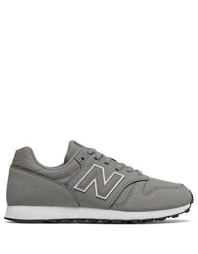 New Balance Retro Sneakers-GREY-7.5