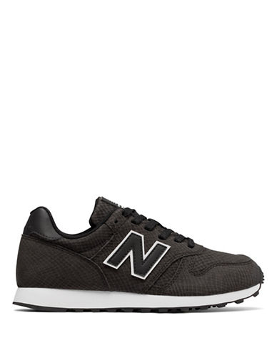 New Balance Retro Sneakers-BLACK-5