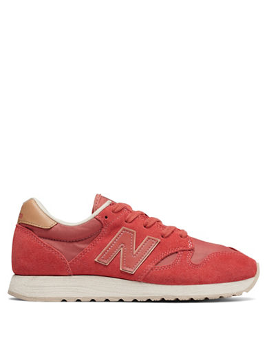 New Balance Retro Sneakers-GOLD-9