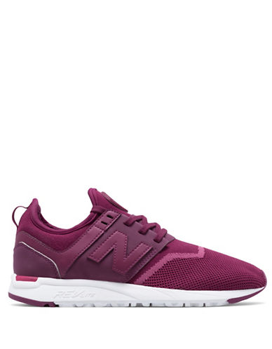 New Balance 248 Sport Sneakers-RED-7.5