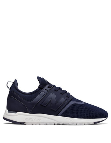 New Balance 247 Sport Sneakers-BLUE-8.5