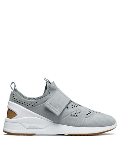 New Balance Mens 111 Sneakers-GREY-9W