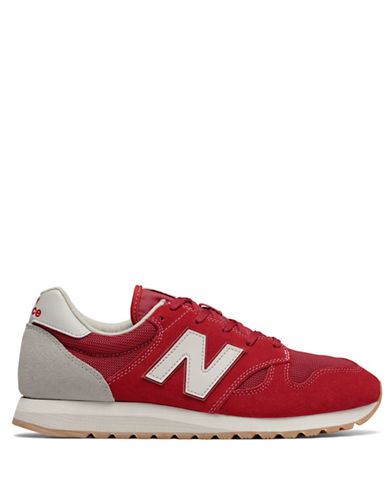 New Balance 521 Classic Sneakers-RED-12W