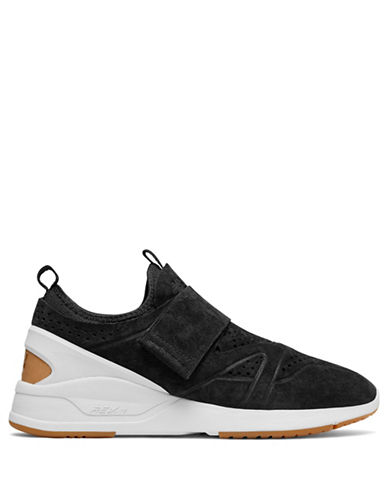 New Balance Mens 111 Sneakers-BLACK-10W