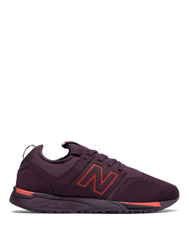 New Balance Classic 247 Sneakers-RED-12