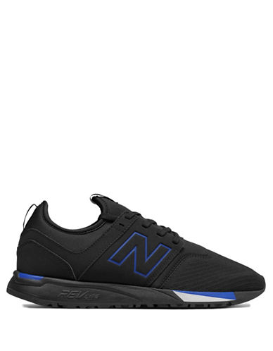 New Balance 247 Classic Sneakers-BLACK-9