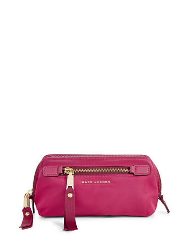 Marc Jacobs Trooper Framed Top-Zip Bag-RED-One Size