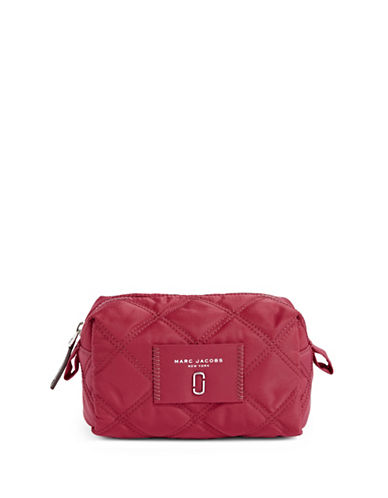 Marc Jacobs Large Cosmetic Bag-PINK-One Size