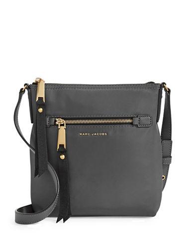 Marc Jacobs NS Crossbody Bag-GREY-One Size