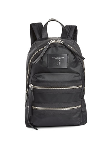 Marc Jacobs Mini Backpack-BLACK-One Size