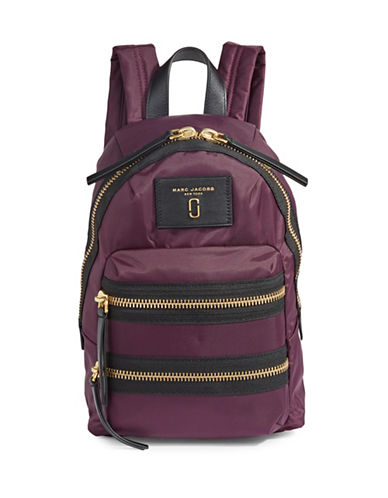 Marc Jacobs Mini Backpack-VIOLET-One Size