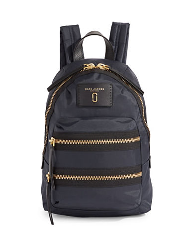 Marc Jacobs Mini Backpack-BLUE-One Size
