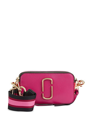 Marc Jacobs Camera Bag With Guitar Strap-HIBISCUS-One Size