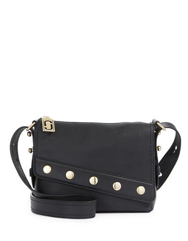 Marc Jacobs Downtown Mini Crossbody Bag-BLACK-One Size
