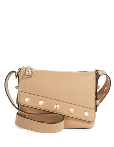Marc Jacobs Downtown Mini Crossbody Bag-SABLE-One Size