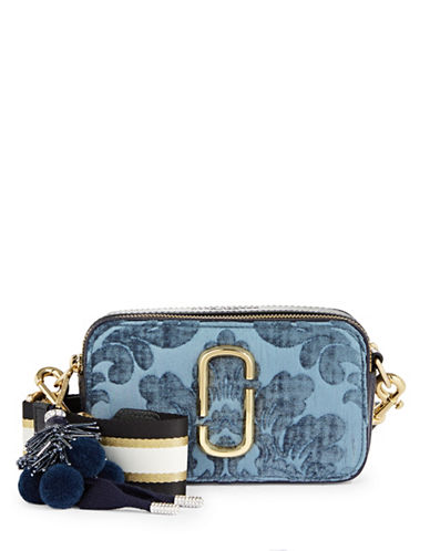 Marc Jacobs Damas Snapshot Camera Bag-GOLD-One Size