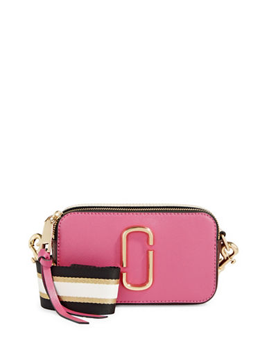 Marc Jacobs Camera Bag With Guitar Strap-TULIP-One Size