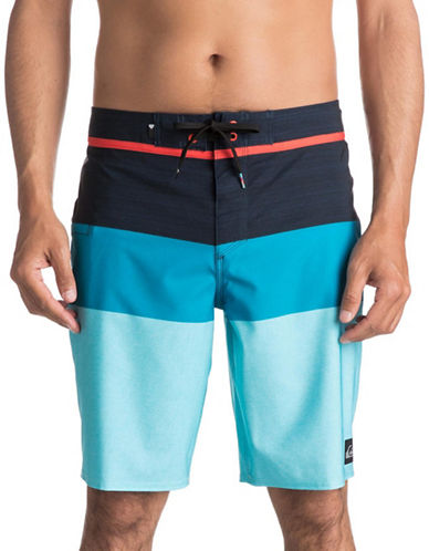 Quiksilver Everyday Blocked Vee 20 Boardshorts-BLUE-33