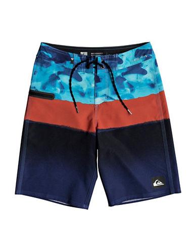 Quiksilver Colourblock Boardshorts-BLUE-16