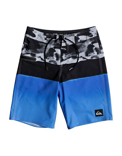 Quiksilver Colourblock Boardshorts-BLUE-12
