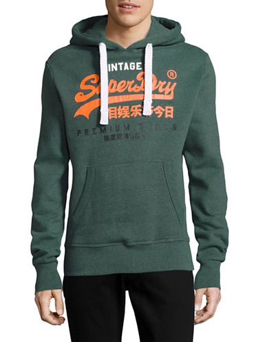Superdry Premium Goods Tri Hoodie-CHARCOAL-Large 89080970_CHARCOAL_Large