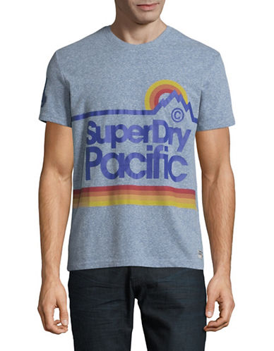 Superdry Pacific T-Shirt-OFF WHITE-X-Large
