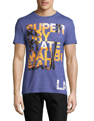 Superdry Malibu City T-Shirt-BLUE-Large 89341008_BLUE_Large