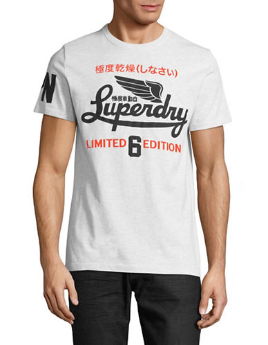 Superdry Limited Icarus T-Shirt-BLUE-Medium 89393178_BLUE_Medium
