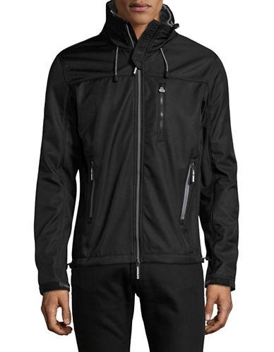 Superdry Windtrekker Jacket-BLACK-XX-Large 89275842_BLACK_XX-Large