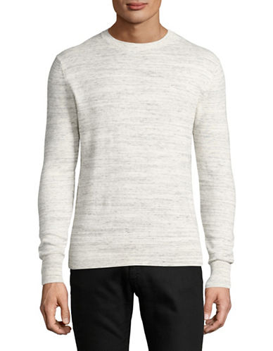 Superdry Orange Label Heathered Sweater-GREY-Small 89275874_GREY_Small