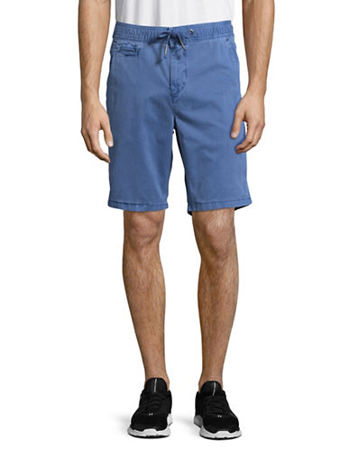 Superdry Sunscorched Chino Shorts-BLUE-X-Large 89393265_BLUE_X-Large