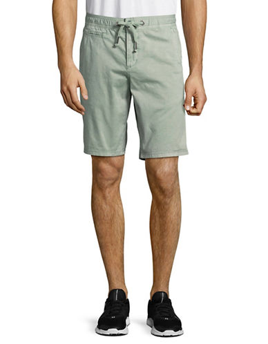Superdry Sunscorched Chino Shorts-GREEN-Small