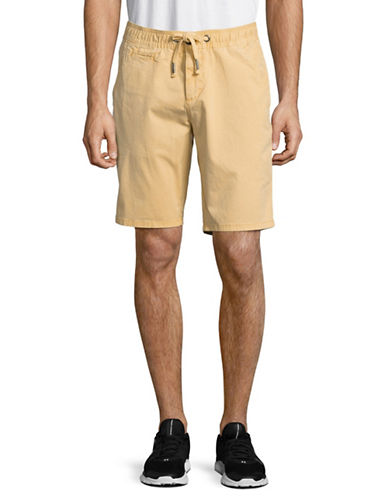 Superdry Sunscorched Chino Shorts-YELLOW-Large