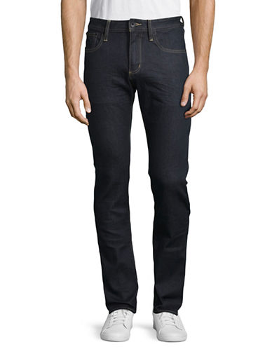 Superdry Slim-Fit Cotton-Stretch Jeans-RINSE-30
