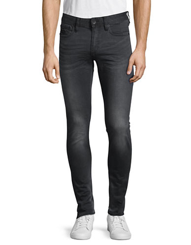 Superdry Cotton-Stretch Skinny Jeans-DUSTED-32