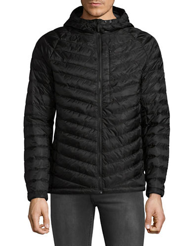 Superdry Quilted Puffer Jacket-BLACK-XX-Large