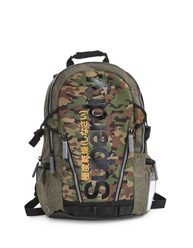 Superdry Camo Tarp Backpack-MULTI-COLOURED-One Size