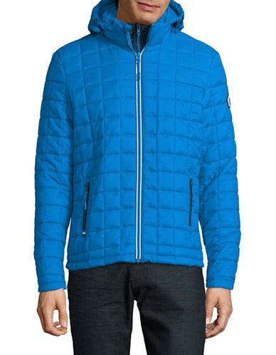 Superdry Hooded Quilt Zip Jacket-BLUE-Large 89829174_BLUE_Large