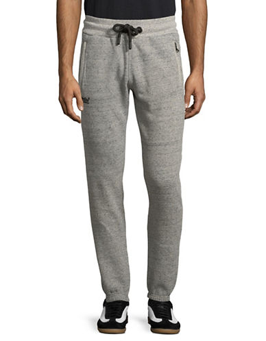 Superdry Urban Flash Jogger Pants-GREY-X-Large