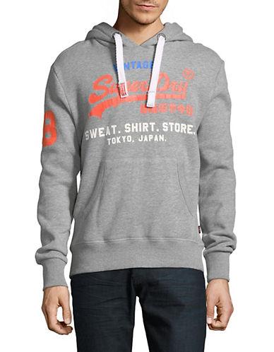 Superdry Sweat Shirt Store Hoodie-GREY-XX-Large 89910377_GREY_XX-Large